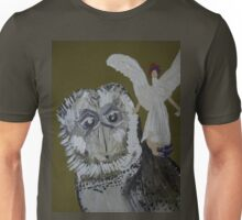 The Little Owl Angel Unisex T-Shirt