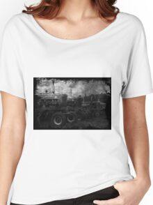Tractors at the Fair Women's Relaxed Fit T-Shirt