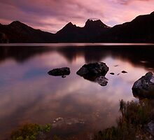Cradle Mountain by ClaireBear