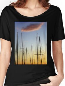 Sailors Crosses at Sunset Women's Relaxed Fit T-Shirt