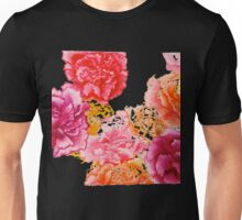 Carnations are her Favorite Flower Unisex T-Shirt