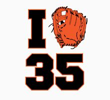 I Glove 35 Men's Baseball ¾ T-Shirt
