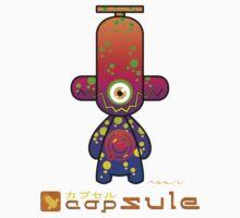 Capsule Toyz - Cyclope by Saing Louis