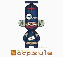 Capsule Toyz - Dark Crazy Doc by Saing Louis