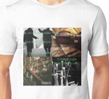 Will Herondale and Jem Carstairs -Parabatai Unisex T-Shirt
