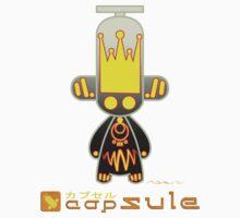 Capsule Toyz - King Of Pop ! by Saing Louis