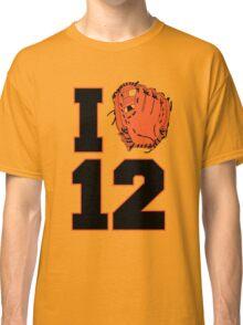 I Glove 12 Classic T-Shirt