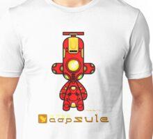 Capsule Toyz - Red Spy Robot Unisex T-Shirt