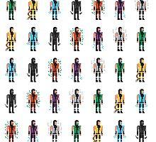 8-Bit Ninjas by RetroReview