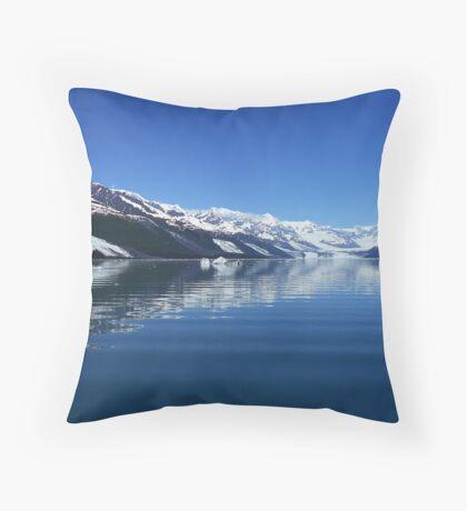 Prince William Sound - Alaska Throw Pillow