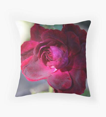 Velvet touch Throw Pillow