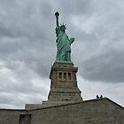 Statue Of Liberty by Jake  Boehm