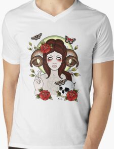 Pagan Goddess Mens V-Neck T-Shirt