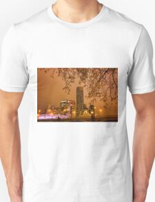 Dusk In Melbourne Unisex T-Shirt