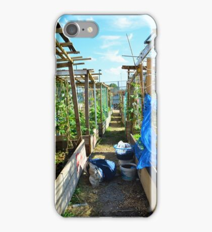 Community Garden iPhone Case/Skin