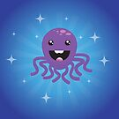 Olli The Octopus by perkie173