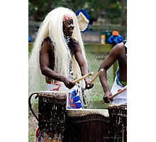 Into Africa Festival - Colour Photographic Print