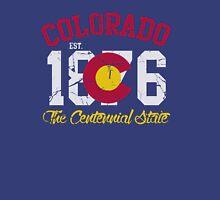 Vintage Colorado The Centennial State Unisex T-Shirt