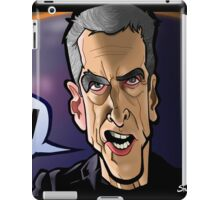 Listen to the Doctor iPad Case/Skin