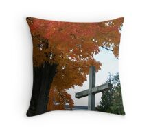 My Jesus I love Thee! Throw Pillow