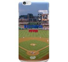 Washington Fever iPhone Case/Skin