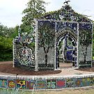 Minnie Evans Bottle Chapel by nealbarnett