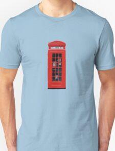 Phonebox Unisex T-Shirt