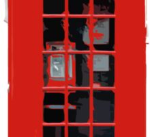 Phonebox Sticker