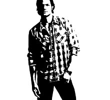 Sam Winchester Supernatural by stormthief19