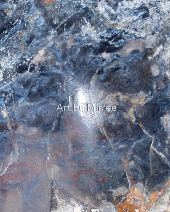 Elemental spirits within nature by artworkbymirree