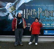 Harry Potter Exhibit by Jonice