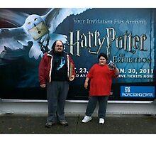 Harry Potter Exhibit Photographic Print