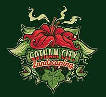 Gotham Landscaping by amandaflagg