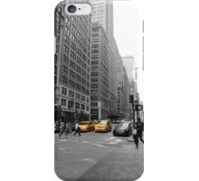 NYC Black and White iPhone Case/Skin