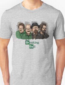 Breaking Bad - Walt Evolution T-Shirt