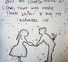Annabel Lee by sierrachristy