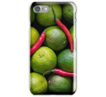 Hot Limes iPhone Case/Skin