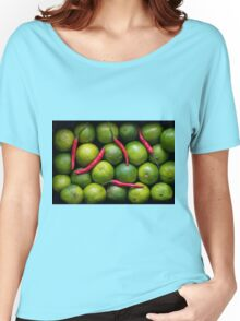 Hot Limes Women's Relaxed Fit T-Shirt