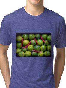 Hot Limes Tri-blend T-Shirt