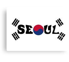 South Korea - Seoul Canvas Print