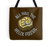 Hail the Helix Fossil Tote Bag