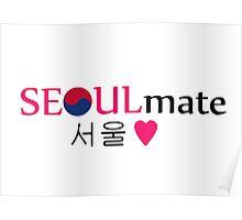 South Korea - Seoulmate Poster