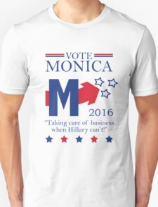 Vote Monica in 2016 T-Shirt