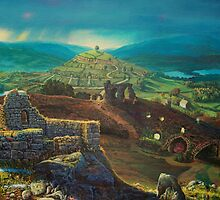 """""""The Shire After the Rain"""" by James McCarthy"""