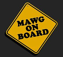 Mawg on Board by AllMadDesigns