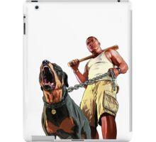 GTA V Art iPad Case/Skin