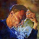 Self Portrait by Michael Haslam
