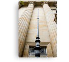 Masonic Temple - Brisbane CBD Canvas Print