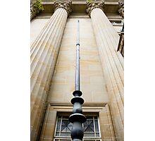 Masonic Temple - Brisbane CBD Photographic Print