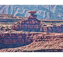 Mexican Hat, Utah Photographic Print